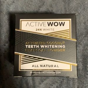 Active WOW 24k White Teeth Whitening
